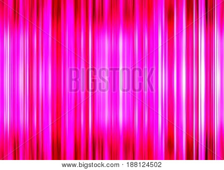 Pink and red motion blur striped background