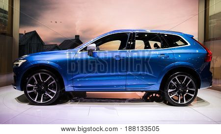 Volvo Xc60 Suv Car