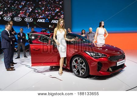 Kia Stinger Car