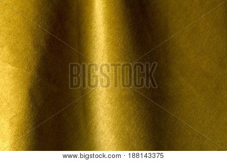 Golden Velour Fabric, Textile Background, Velvet,mohair,cashmere Effect.