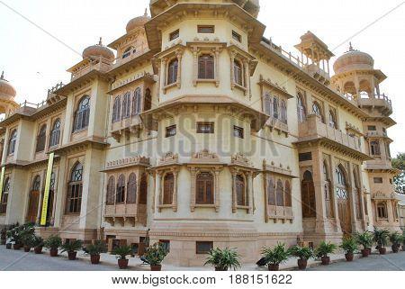 Mohatta Palace - Beautiful Landmark in Clifton Karachi Pakistan - 06/02/2011