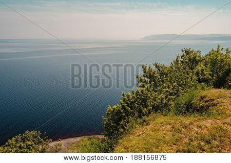 Sea Coastline Summer Sky Nature Outdoor Landscape