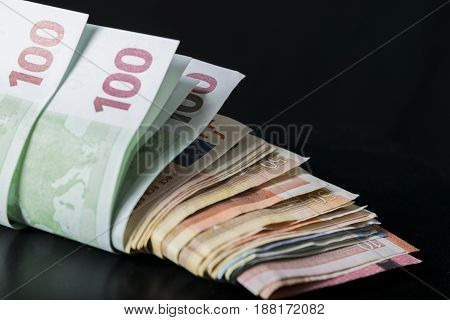 Money Background For Banking And Business Usage.