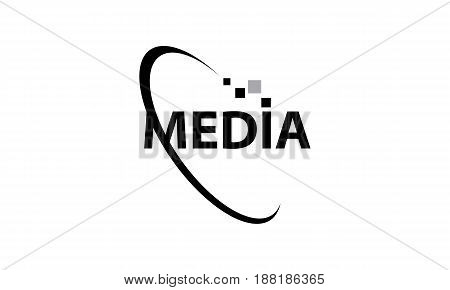 This image describe about Media Word Template