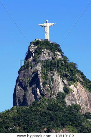 Statue of Jesus in Rio de Janeiro, Brazil
