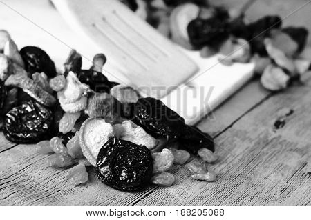 Dried Fruit, Mixture For Compote