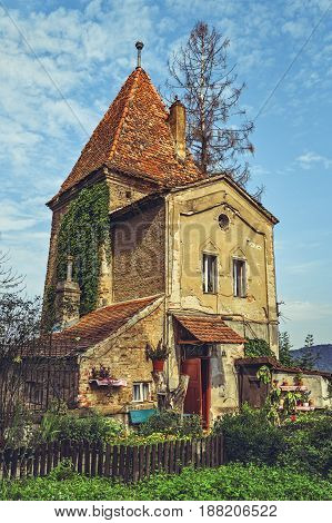 Ropers' Tower, Sighisoara Citadel, Romania