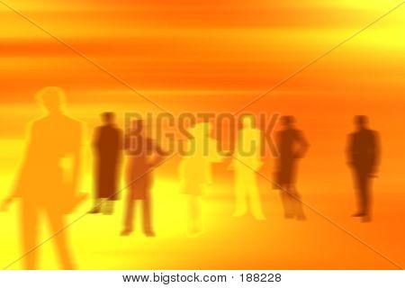 People Background- Dream Team