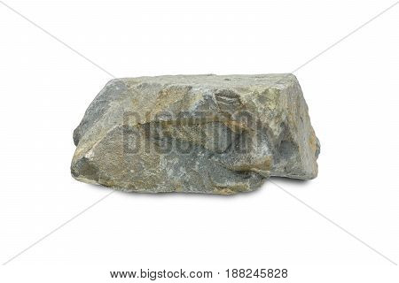 Rock Stone Mountain Isolated