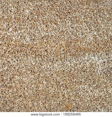 Seamless Of Pumice Porous Stone Or Armenian Texture Background
