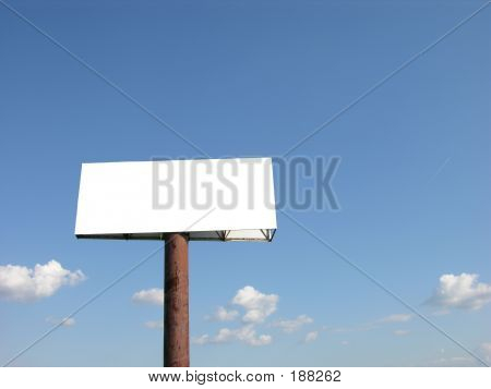 Waiting For Your Logo (billboard)