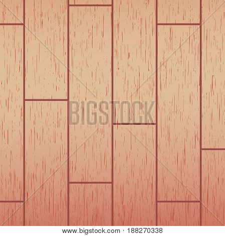 Wall with bricks. Exstraordinar illustration in orange colour - bright and creative background for any kinds of goods presentation.
