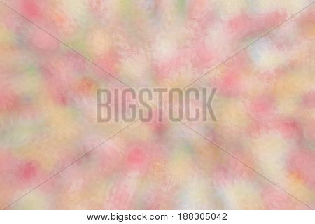 Delicate floral background from roses, lilies and other colorful flowers.
