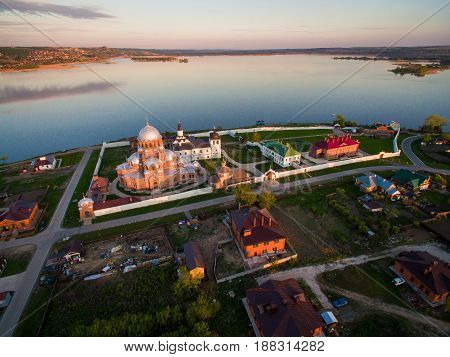 Island-town Sviyazhsk. Cathedral of Our Lady of Joy of All Who Sorrow