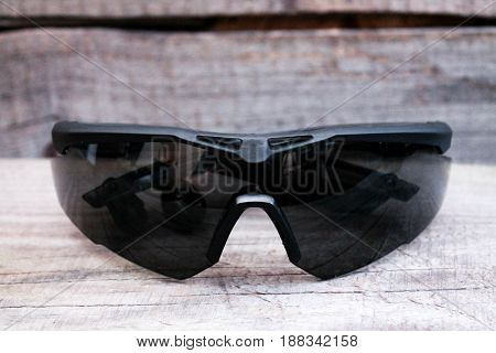 Tactical Glasses. Glasses For The Military. Eye Protection.