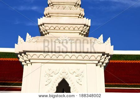 Asia  Thailand     Sunny  Temple      Mosaic