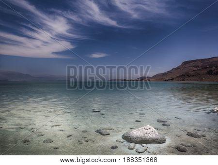 Dead Sea Sky