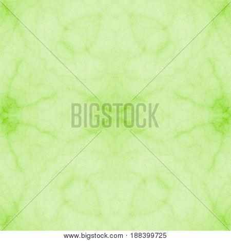 Light green esoteric symmetry harmony calm relax chakra background