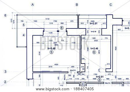 Technical Graphical Project Plan, Architectural Background