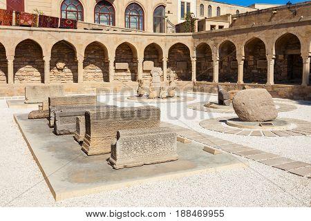 Old City In Baku