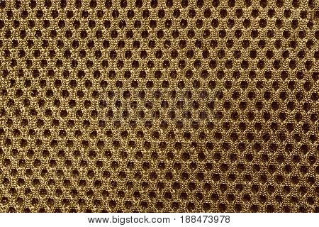 This Image Close-up polyester nylon texture. for background