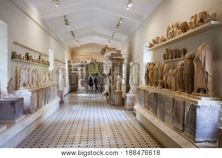 Epidaurus Archaeological Museum, Greece