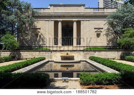 Rodin Museum - Philadelphia, Pennsylvania