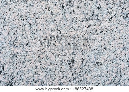 Natural White Granite Closeup, Isolated Detailed, For Backgrounds