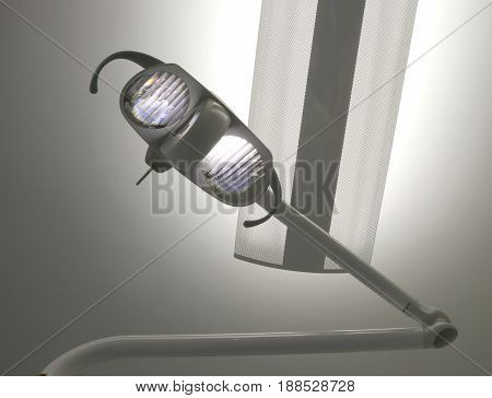 Modern Lamp With Very Powerful Light