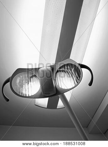 Modern Lamp With Very Powerful Light