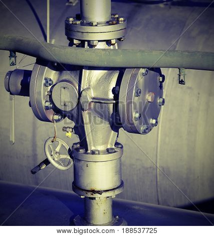 Valve For The Closure Of The Distribution Of Methane Gas With Lomo Effect