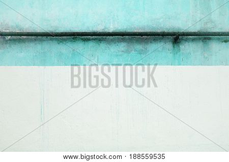 Colored Concrete Wall, Cement Surface As Background