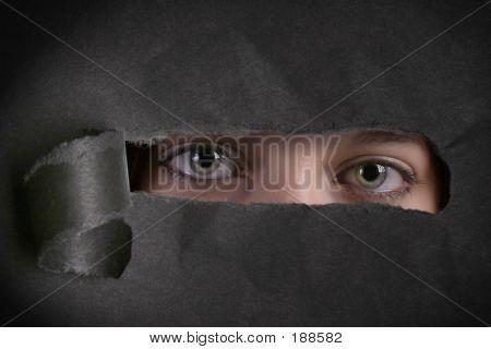 Torn Eyes