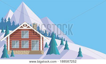 The Log House.eps