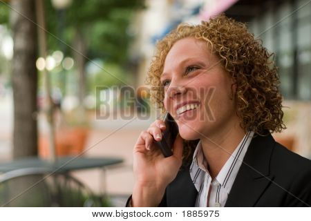 Business Woman In The City 5