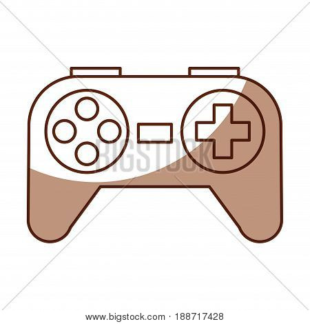 shadow Control game cartoon vector graphic design