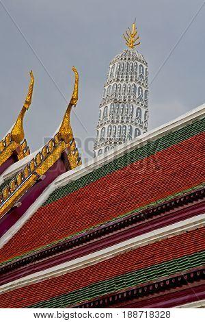 Thailand  Bangkok        Colors Religion  Mosaic