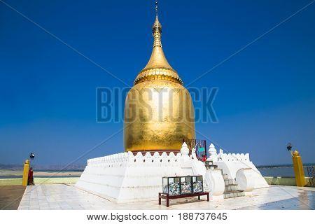 Bu Paya ancient temple in Bagan, Myanmar. (Burma)