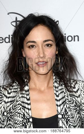 LOS ANGELES - MAY 21:  Sandrine Holt at the 2017 ABC/Disney Media Distribution International Upfront at the Walt Disney Studios on May 21, 2017 in Burbank, CA