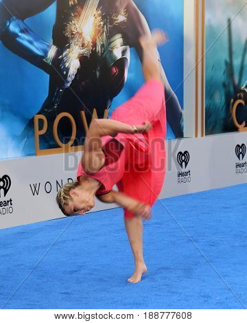 LOS ANGELES - MAY 25:  Jessie Graff at the