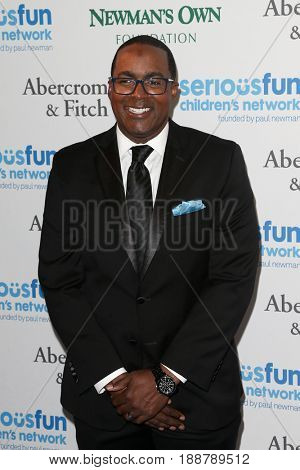 NEW YORK-MAY 23: The Painted Turtle CEO Chris Butler attends the 2017 SeriousFun Children's Network Gala at Chelsea Piers, Pier 60 on May 23, 2017 in New York City.