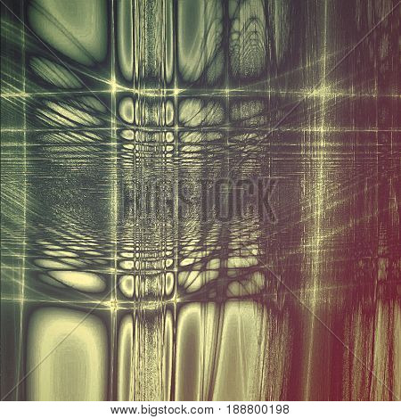Elegant vintage background, grunge design template. Ancient texture with different color patterns: yellow (beige); brown; green; gray; purple (violet); pink