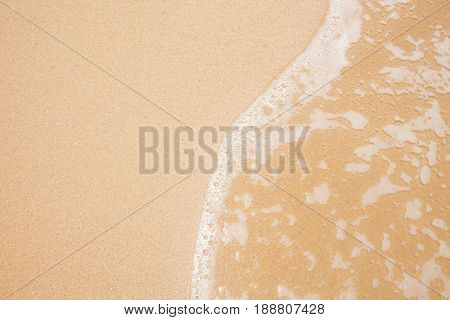 sand and wave background