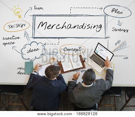 Businessman Merchandising Business Plan