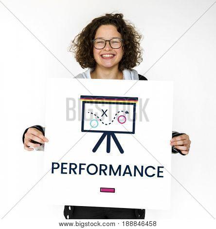 Business planning performance presentation information