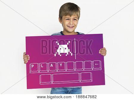 People enjoying and playing fun game