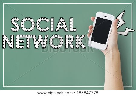 Social Media Networking Online Technology