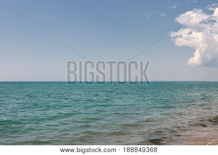 Calm Seascape