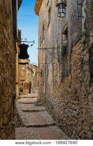 The Narrow Hilly Street