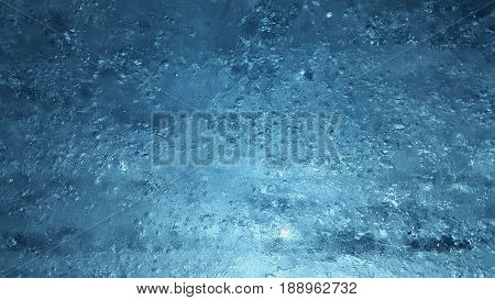 A beautiful picture of ice and water. Imagine a prefect resolution. everything for you
